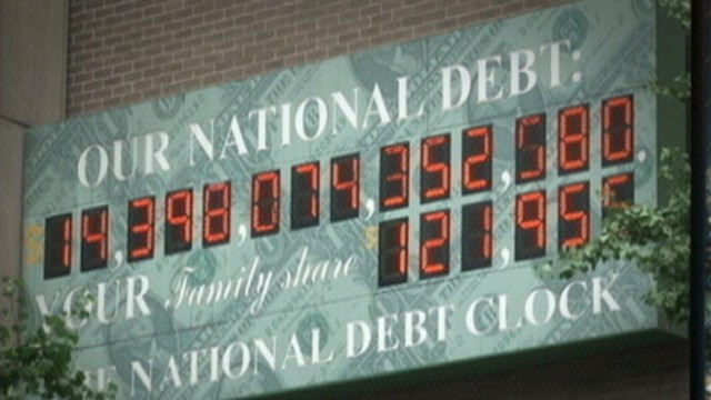 How National Debt Default Affects You