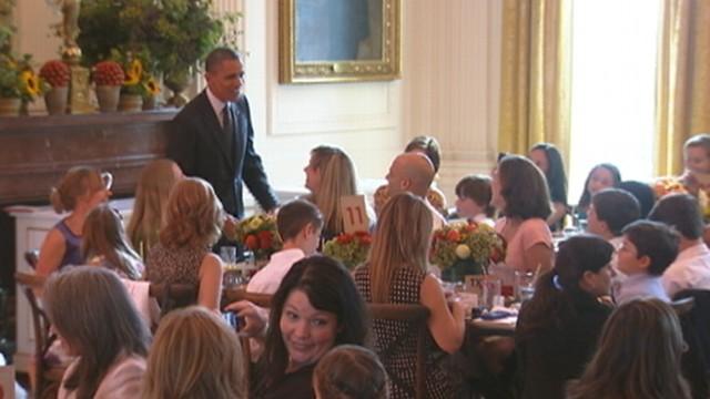 Michelle Obama Hosts Kids State Dinner