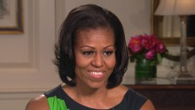 Nightline 10/10: Michelle Obama on Role in President's Campaign