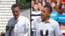 Nightline 11/05: Mitt Romney and President Obama on the Eve of Election Day