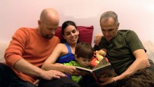 Nightline 02/21: Polyamory: 1 Mom, 2 Dads and a Baby