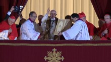 Nightline 03/13: Conclave Elects New Pope: Francis