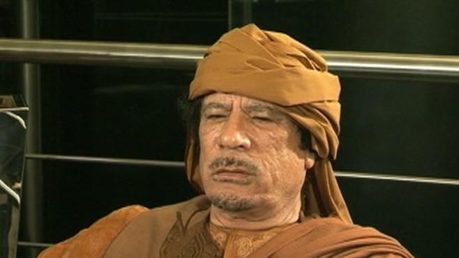 Libyas Leader Speaks Out