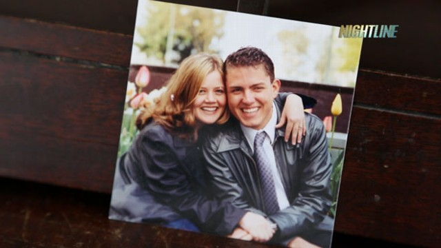 """VIDEO: Josh Weed and his wife Lolly talk to """"Nightline"""" about their unconventional marriage."""