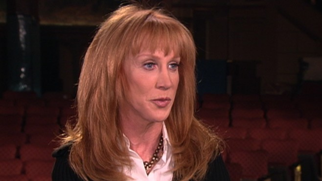 Seriously Funny: Kathy Griffin