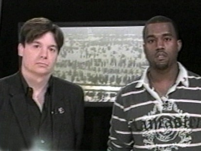VIDEO: Kanye West criticizes President Bush during Hurricane Katrina telethon.