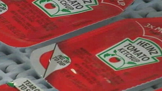 Sign of the Times: New Ketchup Packets