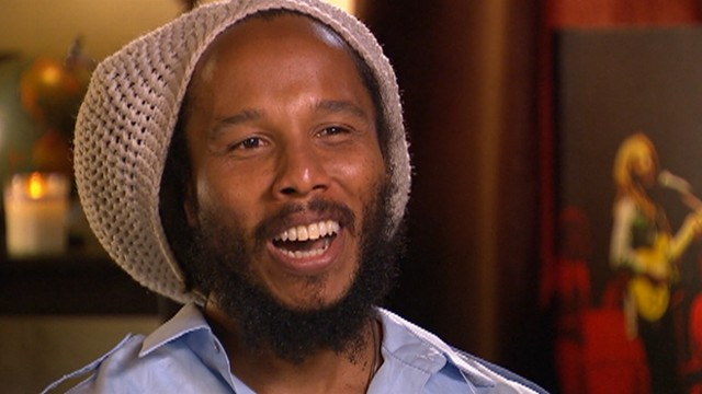 Being Marley: Ziggy Opens Up on Father, Music