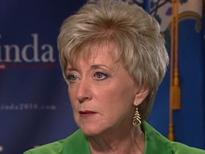 Linda McMahon: Her Hat in the Ring