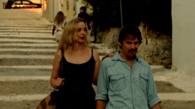 Ethan Hawke, Julie Delpy on Before Midnight