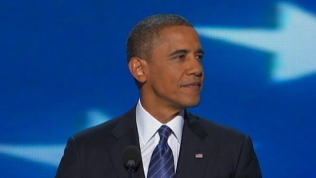 President Obamas DNC Finale