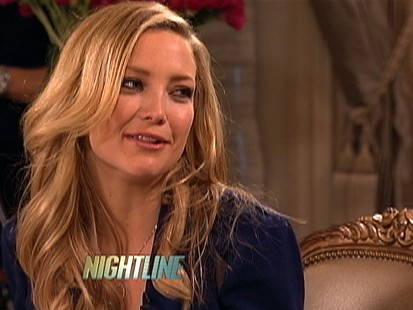 VIDEO: Kate Hudson on NIne