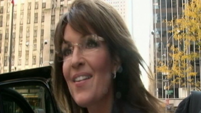 Palin For President?