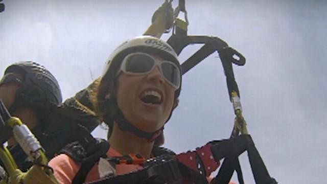 Parahawking Adventure in Nepal