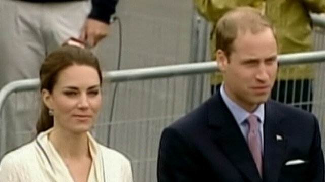 All Eyes on Duchess Catherine
