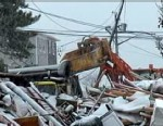 NorEaster Packs a Punch After Sandy