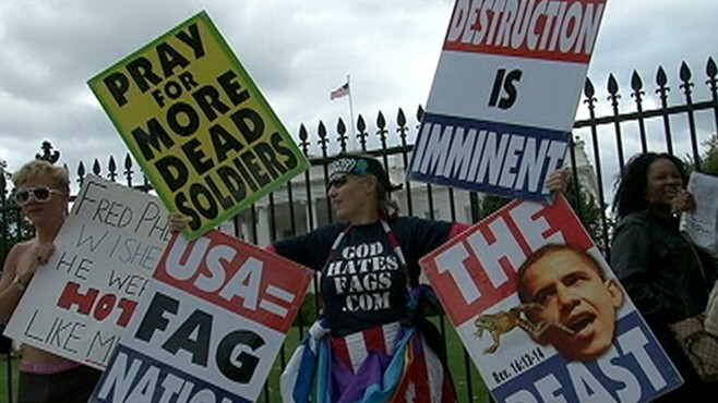 Westboro Baptist Goes to the Supreme Court