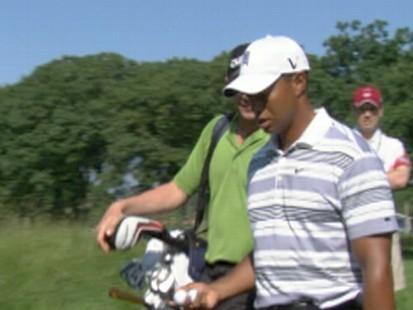 Tiger Woods: Rebuilding an Image