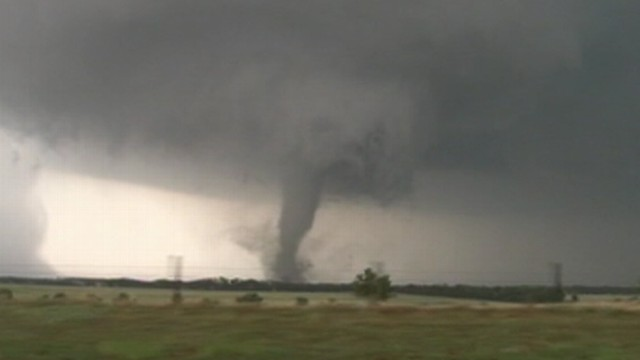 Tornadoes in Americas Heartland