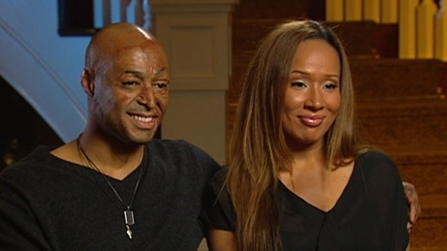 """VIDEO: """"Dancing With the Stars"""" contestant and Diane Jones talk about when they met."""