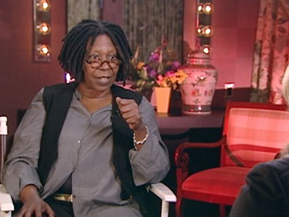 VIDEO: Comedienne says she struggled to find work after she joked about George W. Bush.
