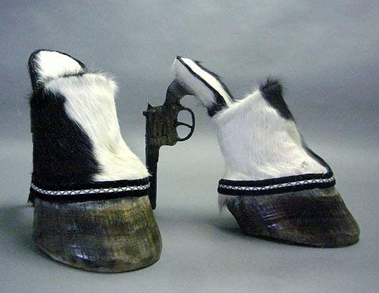 Nike Cow Shoes