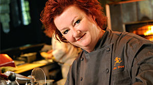 Photo: Nightline Platelist: Chef Lydia Shire of Bostons Scampo Restaurant