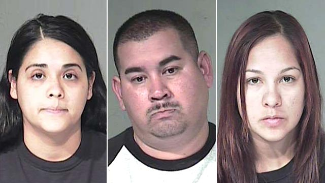 PHOTO:Three cops under the command of Americas toughest sheriff, were arrest in Arizona and charged with drug and human trafficking.