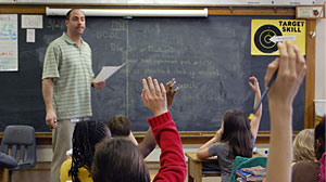 Photo: Syracuse N.Y. mayor considers government control of city?s public schools