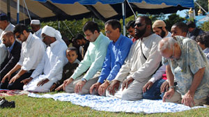 Photo: Celebrations Canceled, Downgraded to Mark End of Ramadan