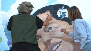 Arizona Mural Stirs Up Race Debate