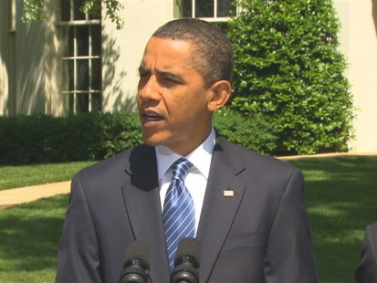 Video of President Barack Obama addressing the Wall Street Flash Crash and whats happening in Europe.