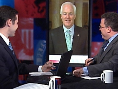VIDEO of Senator John Cornyn on ABCs Top Line.
