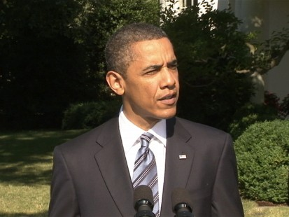 VIDEO of President Obama, on the way to G8/G20, comments about progress made on Wall Street Reform Bill