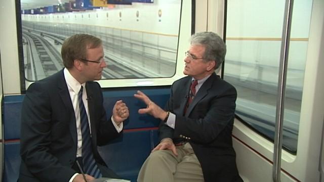 VIDEO of Senator Tom Coburn on ABCs Subway Series