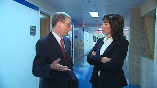 Ambassador Robert Ford speaks with This Week anchor Christiane Amanpour.