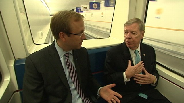 VIDEO of Senator Johnny Isakson on ABC News Subway Series