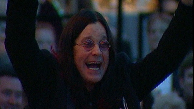 VIDEO: WHCD Memories: Ozzy Steals the show from Bush