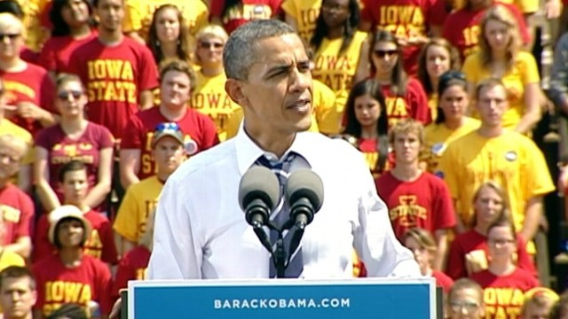VIDEO: Romney-Doesnt-Care: Obama Suggests New Name for Mitt Romneys Plan to Cut Health Care