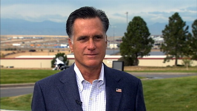 VIDEO: Romney Slams Obamas Bumps in the Road