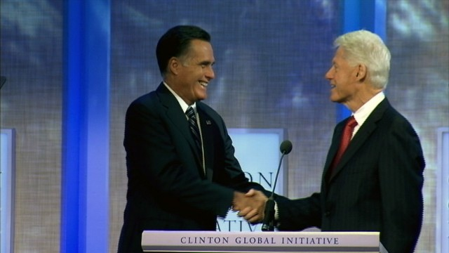 VIDEO: Romney Says Hes Waiting For His Clinton Bounce