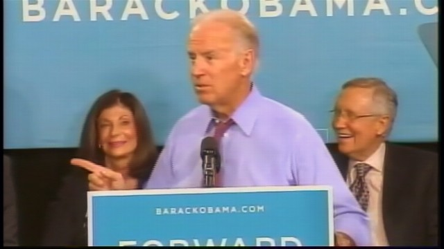 VIDEO: Biden on Ryans Young Guns: The Bullets Are Aimed At You