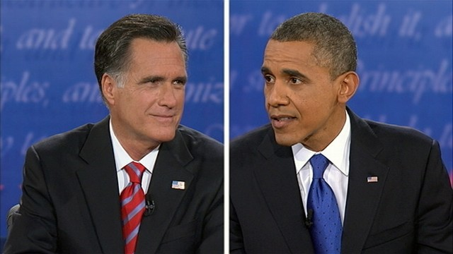 VIDEO: Obama to Romney: The 1980s Are Now Calling to Ask For Their Foreign Policy Back