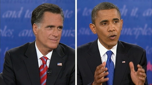 VIDEO: Obama to Romney: 'Governor, We Also Have Fewer Horses And Bayonets'