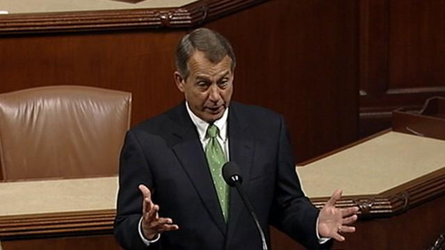 VIDEO: Speaker Boehner: Where Are the Presidents Spending Cuts?