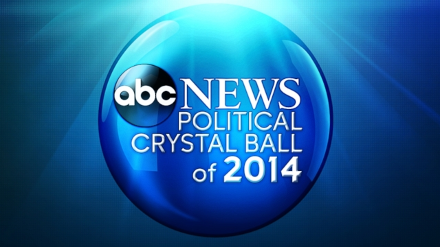 VIDEO: ABC News Political Gurus Reveal Their Predictions for 2014