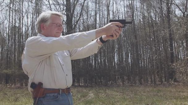 VIDEO: Alabama Congressional Candidate Will Brooke takes a copy of the Affordable Care Act to the gun range and -- well, you can guess what happens next.