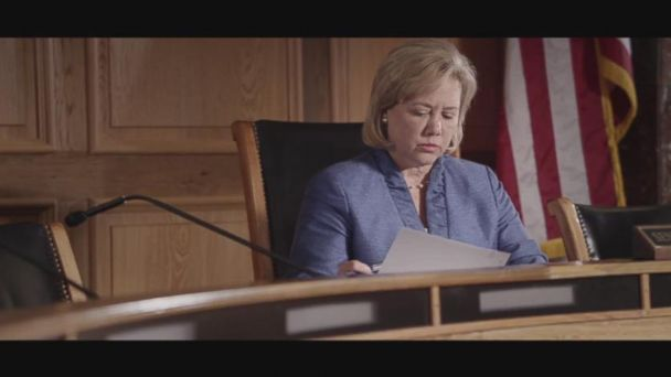 VIDEO: Sen. Mary Landrieu, D-La., drew the ire of conservatives for reenacting scenes from Senate hearings in her most recent campaign ad.