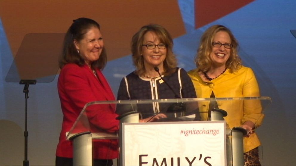 Gabby Giffords Inspirational Recovery