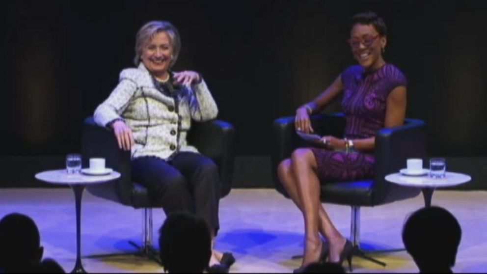 VIDEO: Hillary Clinton on Nigeria, Benghazi and 2016 in Robin Roberts Interview